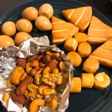 燻製(チーズ、ナッツ、うずら卵)