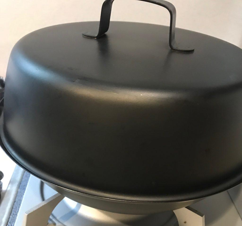 ベルモントの燻製鍋